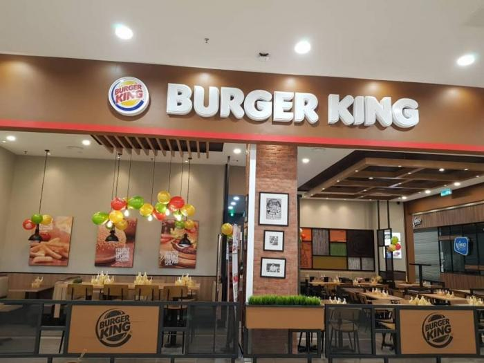 Burger King AEON Kulai Jaya Opening Promotion FREE Grab Voucher (6 January 2019)