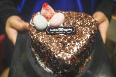 Baskin Robbins Valentine Limited Edition Guardian Heart Cake
