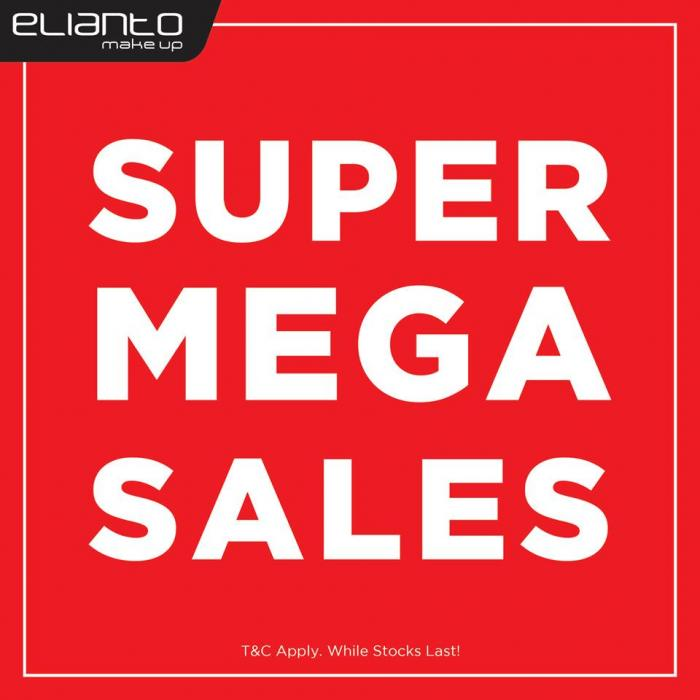 Elianto Super Mega Sales