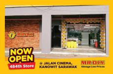 MR DIY Jalan Cinema Kanowit Opening Promotion FREE Umbrella (27 March 2019 - 28 March 2019)