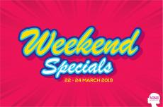 Sasa Weekend Promotion (22 March 2019 - 24 March 2019)