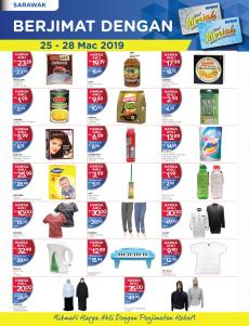 MYDIN Meriah Special Promotion at Sarawak (25 March 2019 - 28 March 2019)