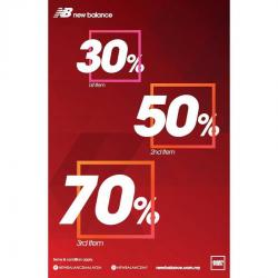 New Balance Special Sale up to 70% off