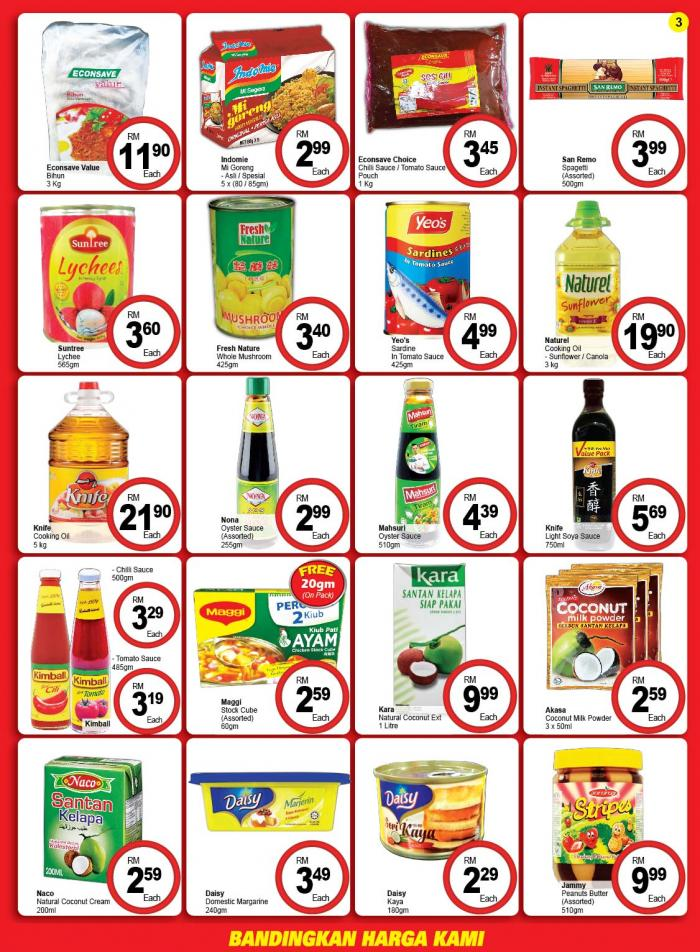 Econsave Promotion Catalogue at Sarawak (12 April 2019 - 23 April 2019)
