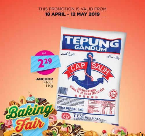 The Store and Pacific Hypermarket Baking Fair Promotion (18