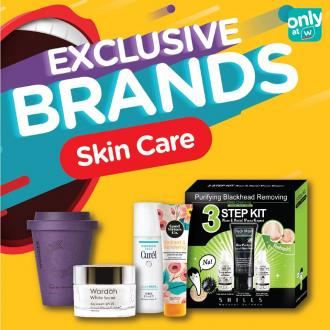 Watsons Skin Care Promotion (valid until 12 June 2019)
