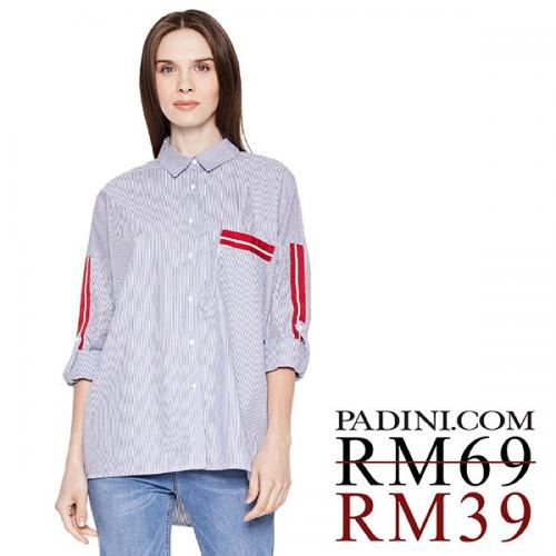 Padini Seed & P&Co Online Promotion from RM13