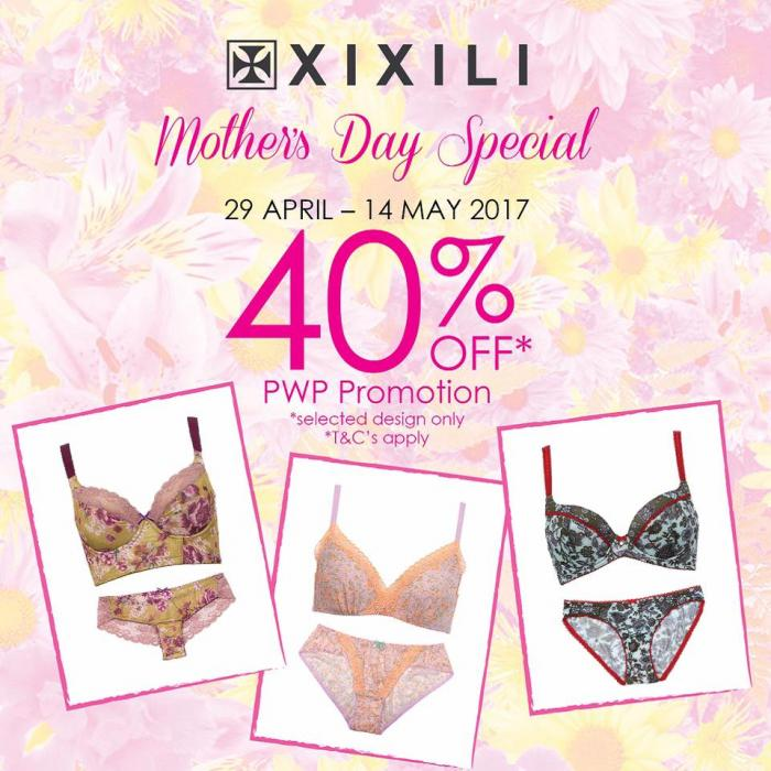 XIXILI Mother's Day Special