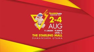 Branded Warehouse Sale at The Starling Mall (2 August 2019 - 4 August 2019)
