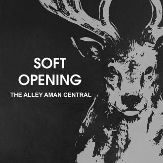 The Alley Aman Central Opening Promotion Buy 2 FREE 1 (13 September 2019 - 17 September 2019)