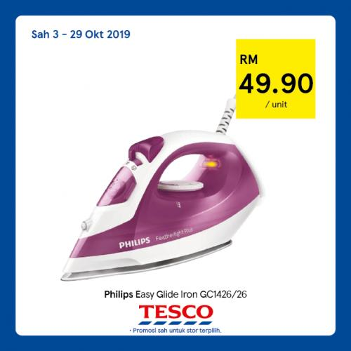 Tesco REKOMEN Promotion published on 10 October 2019