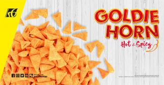 GSC Hot & Spicy Goldie Horn (10 October 2019 onwards)