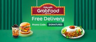 GrabFood FREE Delivery Promo Code Promotion