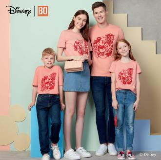 Brands Outlet Disney Mickey CNY Collection