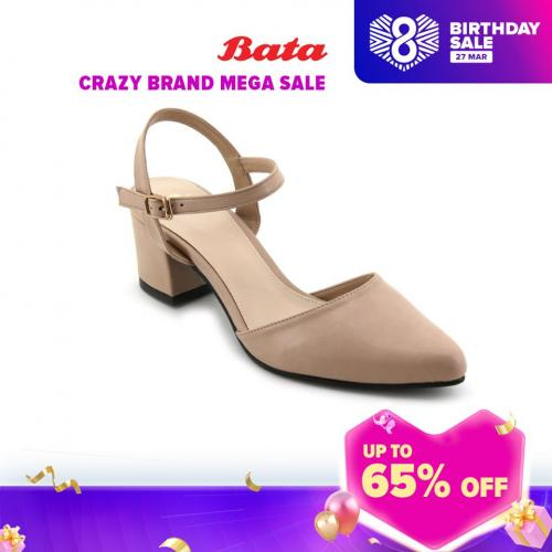 Bata Sale Up To 65% OFF on Lazada Birthday Sale (27 March 2020)