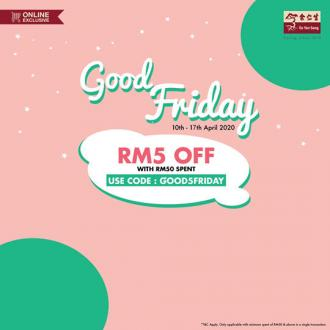 Good Friday Sales Promotions September 2020