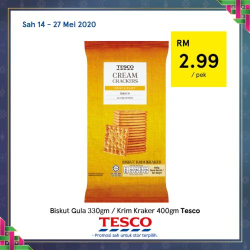 Tesco REKOMEN Promotion published on 19 May 2020