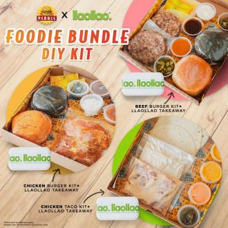 llaollao Foodie Bundle DIY Kit