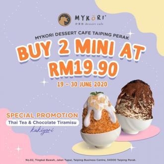 Mykori Taiping Opening Promotion (19 June 2020 - 30 June 2020)