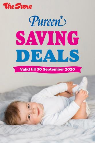 The Store Pureen Saving Deals Promotion (valid until 30 September 2020)