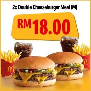 McDonald's McDelivery Super Snacking & Super Savers Promotion Discount Up To 40% (30 September 2020 - 31 October 2020)