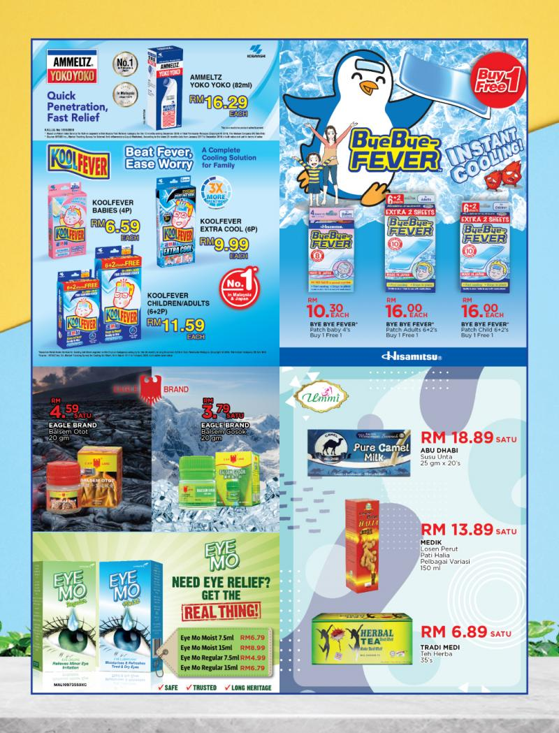 MYDIN Promotion Catalogue (1 October 2020 - 11 October 2020)