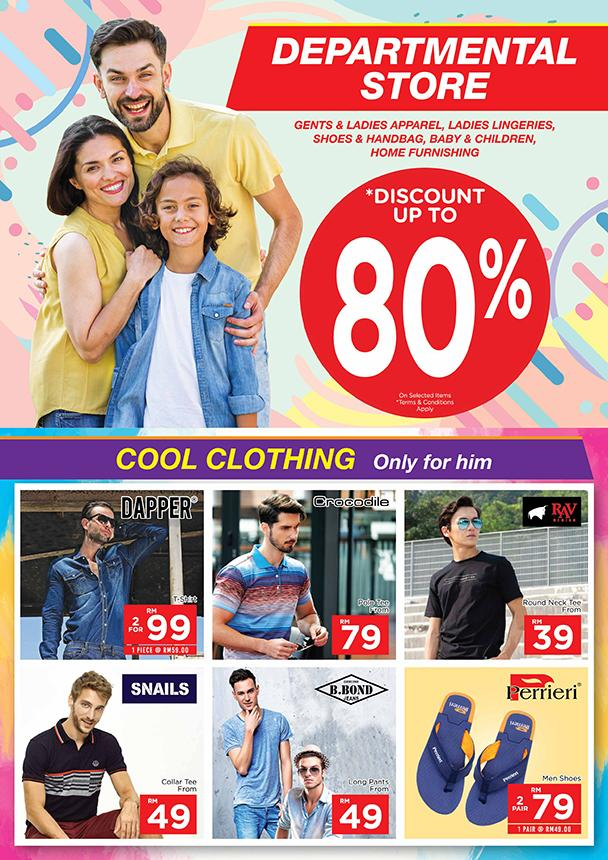 The Store Soon Seng Plaza Melaka Groceries & Fresh Deals Promotion (8 October 2020 - 21 October 2020)