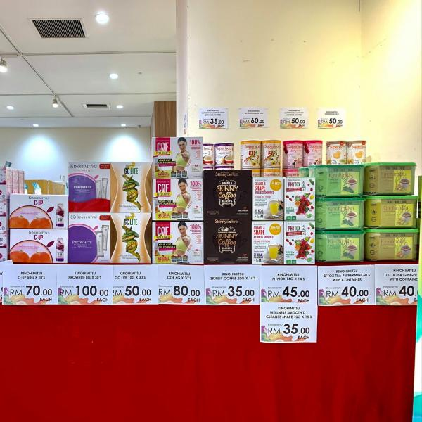 Isetan KLCC Cosmetic & Fragrance Clearance Sale Up To 60% OFF (16 October 2020 - 21 October 2020)
