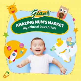Giant Baby Fair Promotion (23 October 2020 - 1 November 2020)