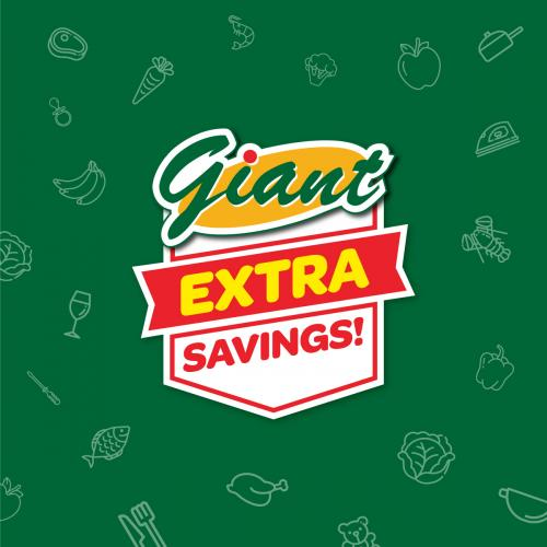Giant Personal Care Products Promotion (12 November 2020 - 25 November 2020)
