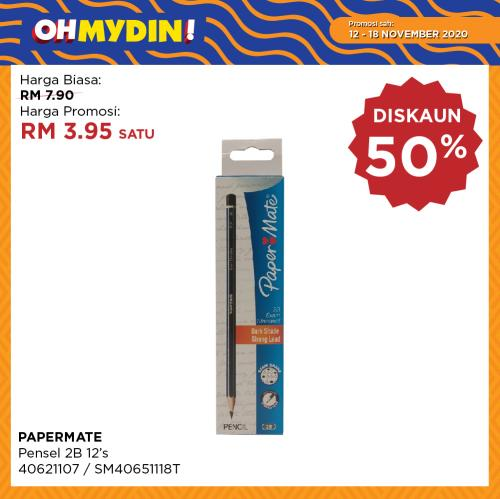 MYDIN OhMydin Discount Coupon Promotion (12 November 2020 - 18 November 2020)