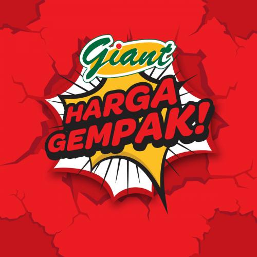 Giant Harga Gempak Promotion (13 November 2020 - 15 November 2020)
