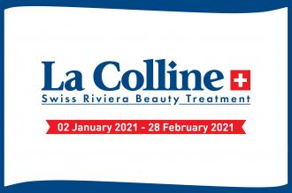 Sasa La Colline Promotion (2 January 2021 - 28 February 2021)