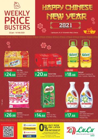 LuLu Hypermarket Chinese New Year Promotion Catalogue (22 January 2021 - 14 February 2021)