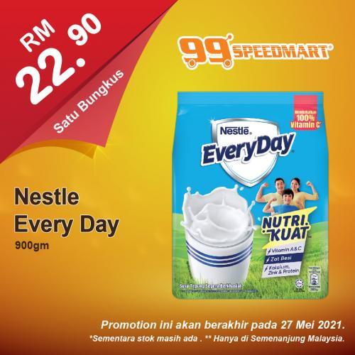 Nestle Every Day 900gm @ RM22.90