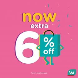 Watsons Malaysia Weekend Specials (25 May 2018 - 29 May 2018)