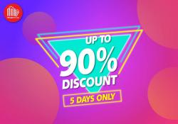 e4cd1a6119 Shoppers Hup Branded Warehouse Sales Up To 90% Discount (13 June 2018 - 17