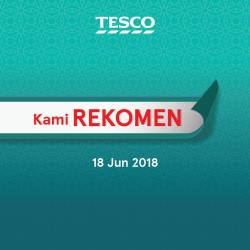 Tesco Malaysia REKOMEN Promotion published on 18 June 2018