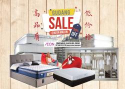Home & Living Warehouse Sale at AEON Maluri (5 July 2018 - 31 July 2018)