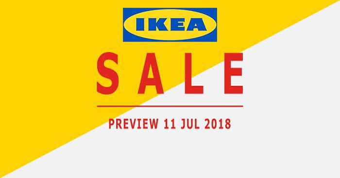 Ikea Sale 11 July 2018 29 July 2018
