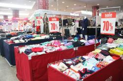 Hush Puppies Clearance Sale Up To 70% at Boulevard Shopping Mall Kuching
