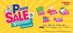 TBM Power Sale at 3 Damansara (Tropicana City Mall) (27 July 2018 - 29 July 2018)