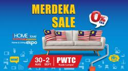 HOMElove Home & Living Expo at PWTC (30 August 2018 - 2 September 2018)