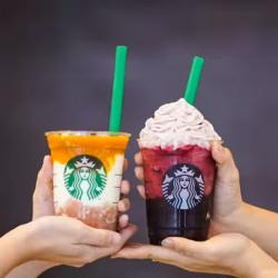 Starbucks Summer Frappuccino for RM8 (until 17 October 2018)