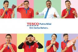 Tesco Putra Nilai Re-Opening Promotion (16 November 2018 - 18 November 2018)