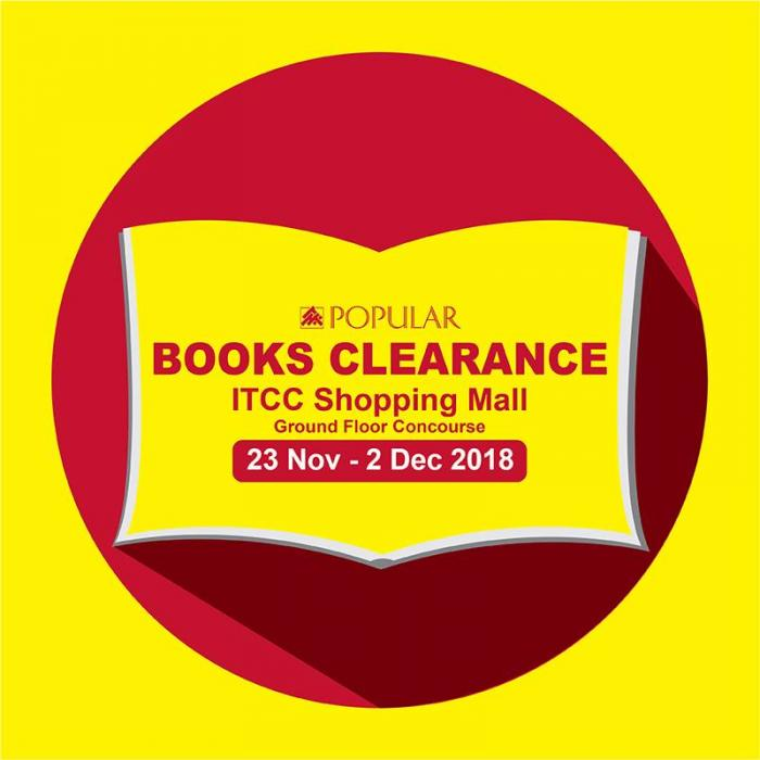 Popular Books Clearance At Itcc Shopping Mall Rebates Up To 90 23