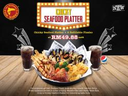 The Manhattan Fish Market New Chicky Seafood Plotter Set at RM49.88