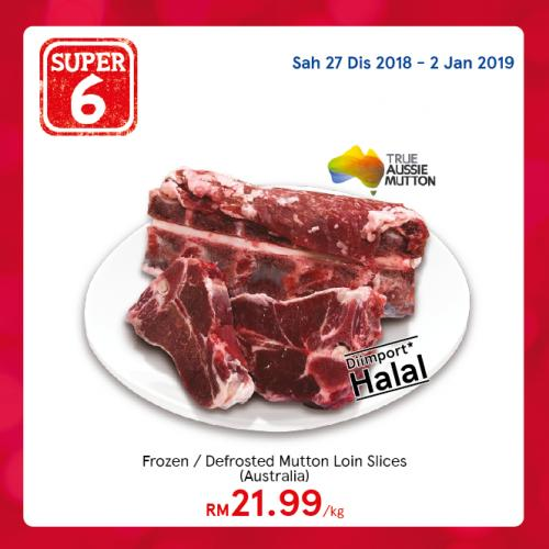 Tesco Malaysia REKOMEN Promotion published on 27 December 2018