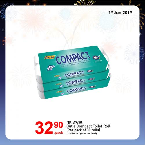 AEON BiG New Year Today Special Promotion (1 January 2019)